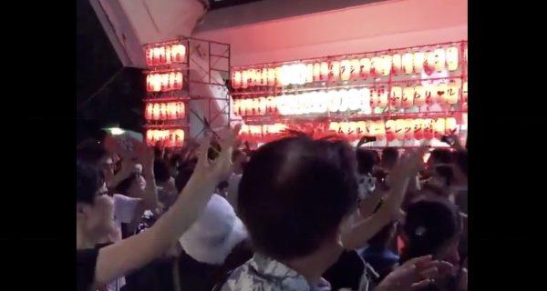 ボン・ジョヴィの曲で踊る盆踊り大会の動画に、ボン・ジョヴィ本人たちが反応し話題に!