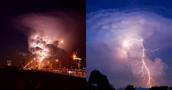 【鳥肌】関東北部で発達した雷雲が、ラピュタの「龍の巣」のようだと話題に!動画や写真が次々とアップされる!