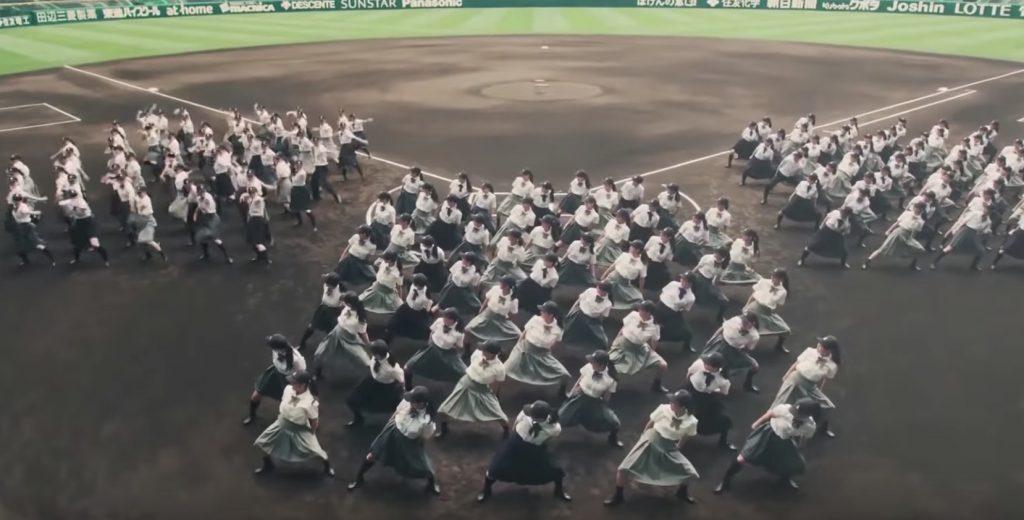 全国高校野球100回記念!3校のダンス部のダンスバトル映像がカッコいい!