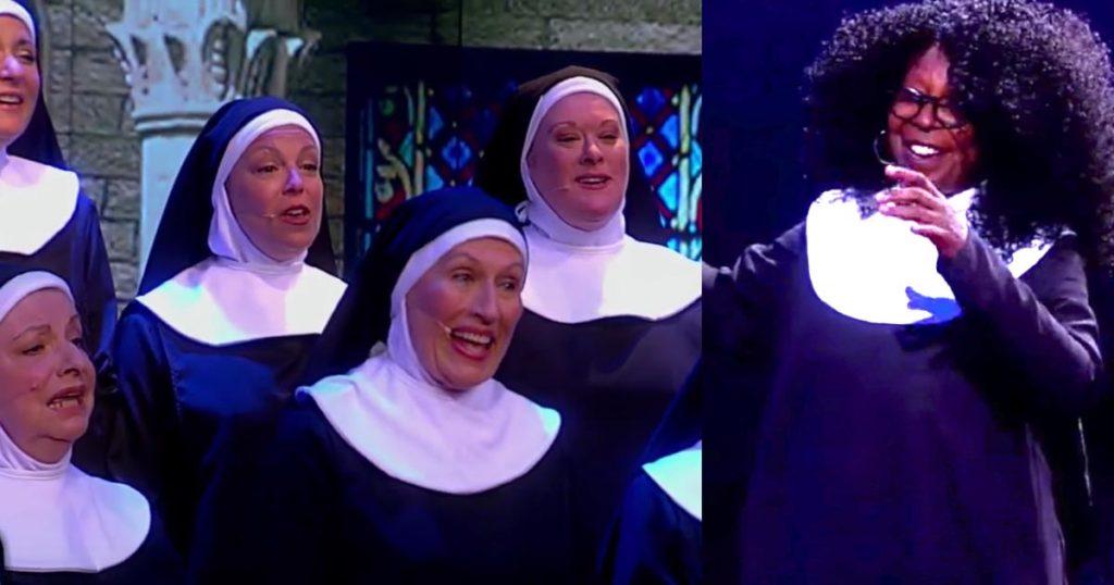 「天使にラブソングを」の出演者たちが25年ぶりに再集結して劇中歌を歌う!変わらぬ歌声に感動!