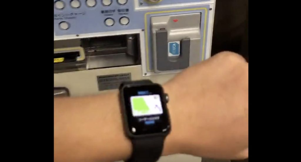「天才かよ!」ICカード専用のチャージャーでスマホやApple Watchをチャージできる裏技が発見され話題に!【ライフハック】
