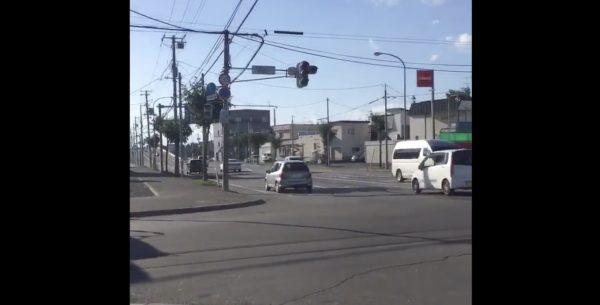 【北海道地震】信号機も停電しているにも関わらず、交通マナーが素晴らしいと話題に!