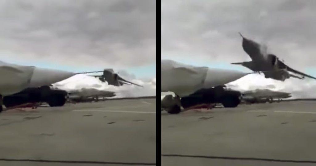 【神技】ウクライナ空軍による超低空飛行のテクニックがヤバいと話題に!「最高クラスのパイロットだ」の声