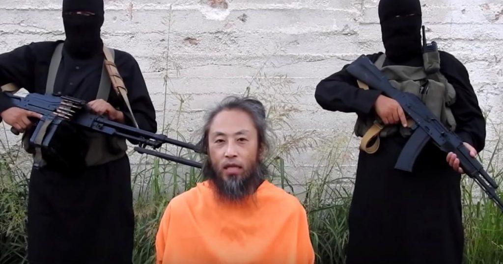 シリアで武装組織に拘束された安田純平さんが、解放された可能性が高いと菅官房長官が緊急会見!