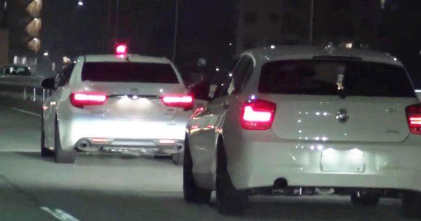 覆面パトカーを煽ってしまった車が残念すぎると話題に!しかし警察にも批判の声