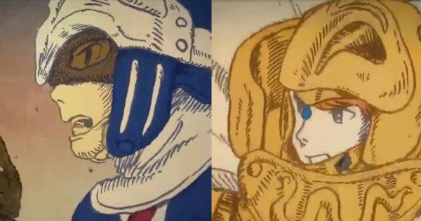 「風の谷のナウシカ」の続きをファンがアニメ化!早く全編が観たいと話題に!