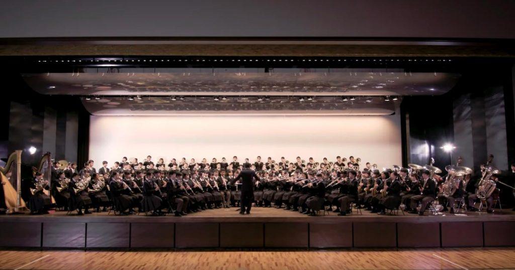 【鳥肌】大阪桐蔭吹奏楽部がクイーンの名曲を演奏する動画が公開!鳥肌モノの迫力!