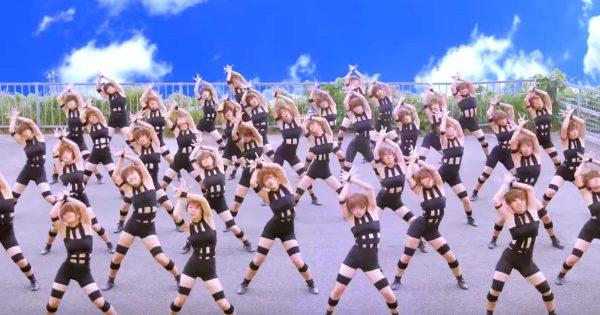 「バブリーダンス」の登美丘高校ダンス部がT.M.Revolution「HOT LIMIT」を踊ってみた動画を公開し話題に!