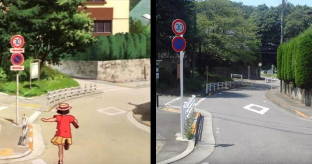 「耳をすませば」の舞台となった桜ヶ丘。実際の場所と映画を比較した動画が素晴らしい!
