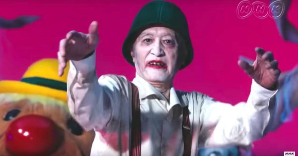 「できるかな」のノッポさん(84)とゴン太くんが29年ぶりに復活!しかしあまりに時が経ち過ぎたのか、ゾンビになっていて話題に!