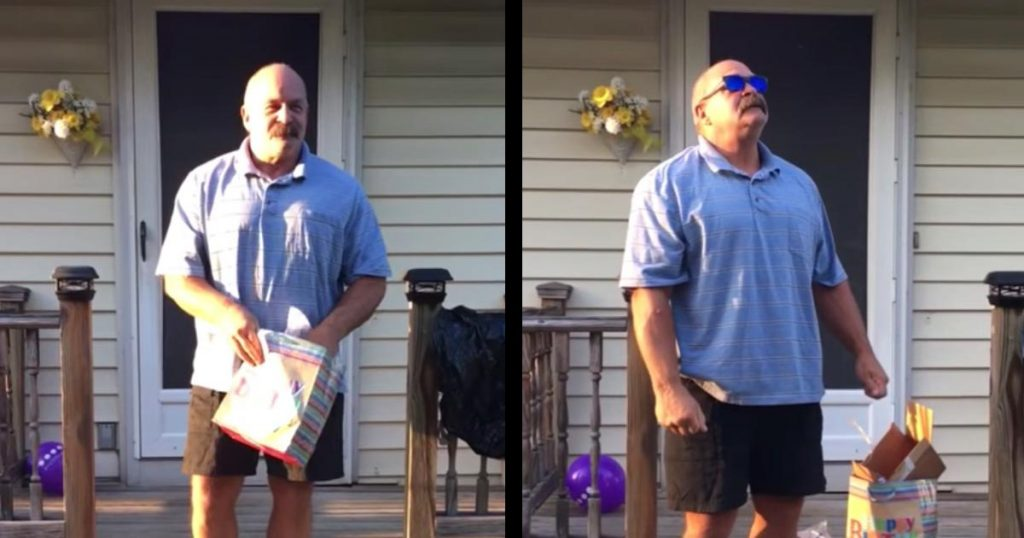 66歳の色盲の男性が「色覚補正メガネ」で生まれて初めて色を見て号泣!生まれて初めて世界を見た子供のような反応が胸に突き刺さる