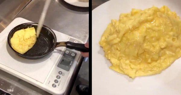 プロのイタリアン料理人による、家庭用コンロでもできる「ふわとろオムライスの作り方」が参考になると話題に!【ライフハック】