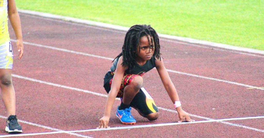 「次世代のウサイン・ボルトだ!」7歳の少年が100メートルを13秒台の圧倒的速さで走り抜け世界中で話題に!