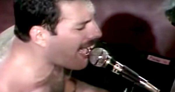 【鳥肌】フレディの圧倒的な歌唱力に鳥肌!クイーンの名曲「We Are The Champions」をボーカルだけにした動画が凄すぎる!