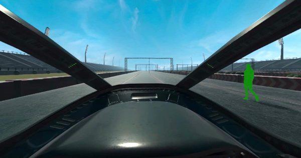 【鳥肌】徒歩から光速までの加速を体験できるシミュレーション動画が半端ない!窓の外の景色の変化で、相対性理論の雰囲気がなんとなく分かった気がする