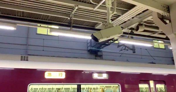 くるりの岸田さんが制作した、敬愛している阪急電鉄の「十三駅」の発車メロディーが使用開始!岸田さんらしいおっとりした優しいメロディーが素敵!