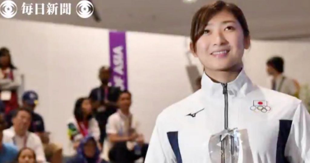 東京オリンピック金メダル候補の池江璃花子選手(18)が「白血病」を告白!ネットには応援のメッセージが多数寄せられる