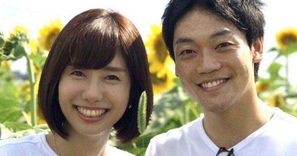 この夫婦最高すぎ!フジの山崎夕貴アナが、深夜2時に夫に突然真剣に見せた恥ずかしすぎる行動が投稿されてしまい話題に笑