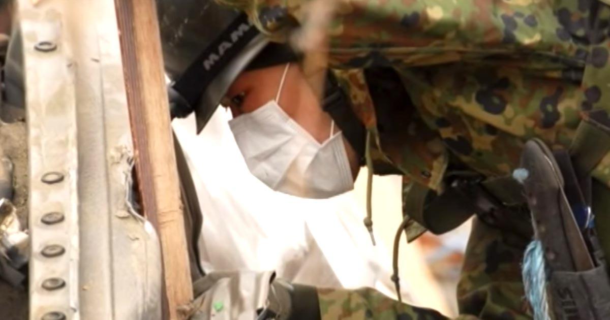 【3.11】自衛隊員「最大限の支援をしますので、共に頑張っていきましょう」在日米軍司令部が制作した、東日本大震災での自衛隊の記録動画