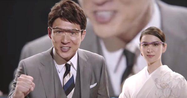 「ハズキルーペ」が新しいCMを公開し話題に!松岡修造も参戦し更に豪華な演出になる笑