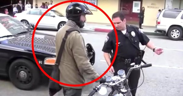 【神対応】バックでキアヌ・リーブスのバイクを傷付けてしまった女性。そこに帰ってきたキアヌの対応がイケメンすぎると話題に!「今まで見た中で最も謙虚な男だ」
