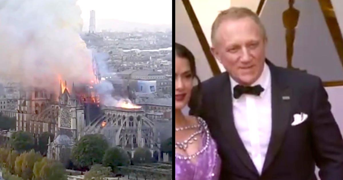 【神対応】パリの世界文化遺産「ノートルダム大聖堂」の火災で、グッチやイヴ・サンローランを傘下に持つ大企業CEOが120億円の寄付を約束!
