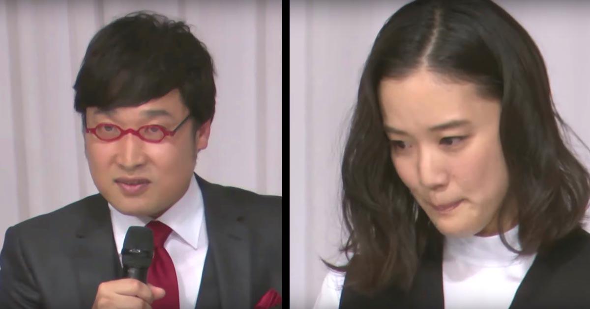 【神対応】蒼井優さんが「魔性の女」と言われている件を記者が持ち出すと、山里亮太さんの表情が一変しカッコ良すぎる返し!蒼井優さんも涙目に!