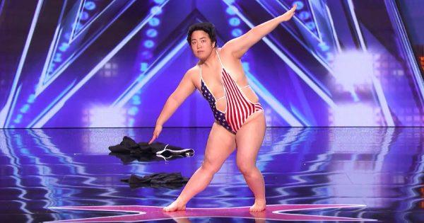 アメリカのオーディション番組に登場した芸人のゆりやん。会場は終始大爆笑で国内外から賞賛のコメント!