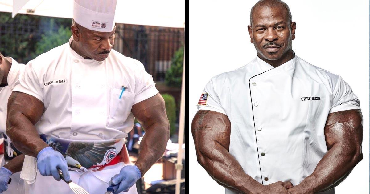 ホワイトハウスの料理人が「強そう」と話題に!しかしその経歴を知って納得!