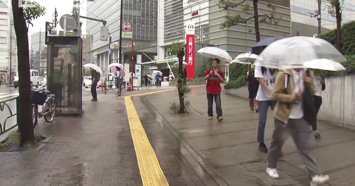 【目黒】傘で失明させた男逮捕!しかし「傘が当たったかもしれない」と容疑を否認!