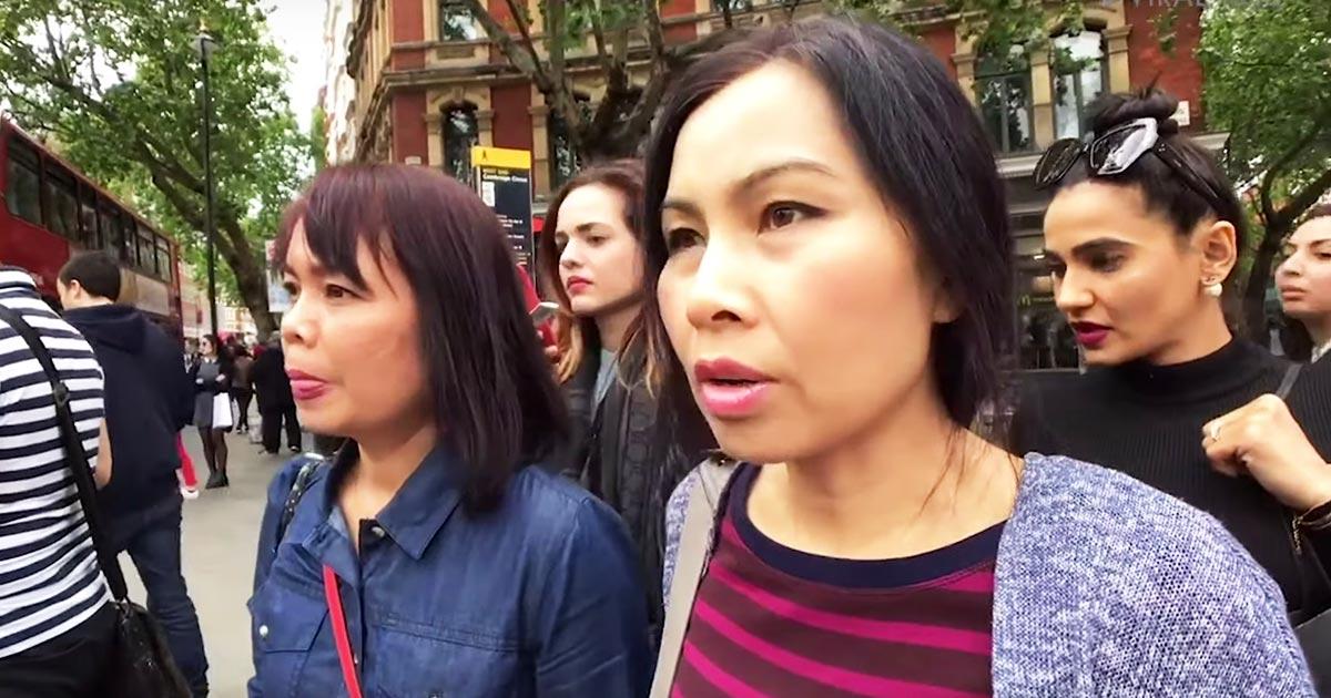 信号待ちのたった数秒で財布を盗んでいった3人の美女スリ集団がカメラに映り話題に!その周到な手口に鳥肌!