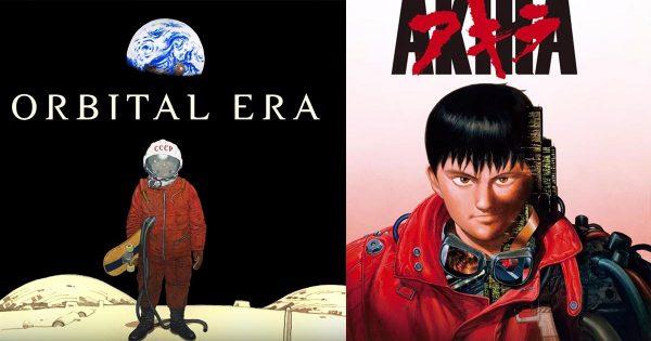 大友克洋の新作「ORBITAL ERA」の制作決定! 同時に「AKIRA」新アニメ化も発表されファンからは喜びの声!