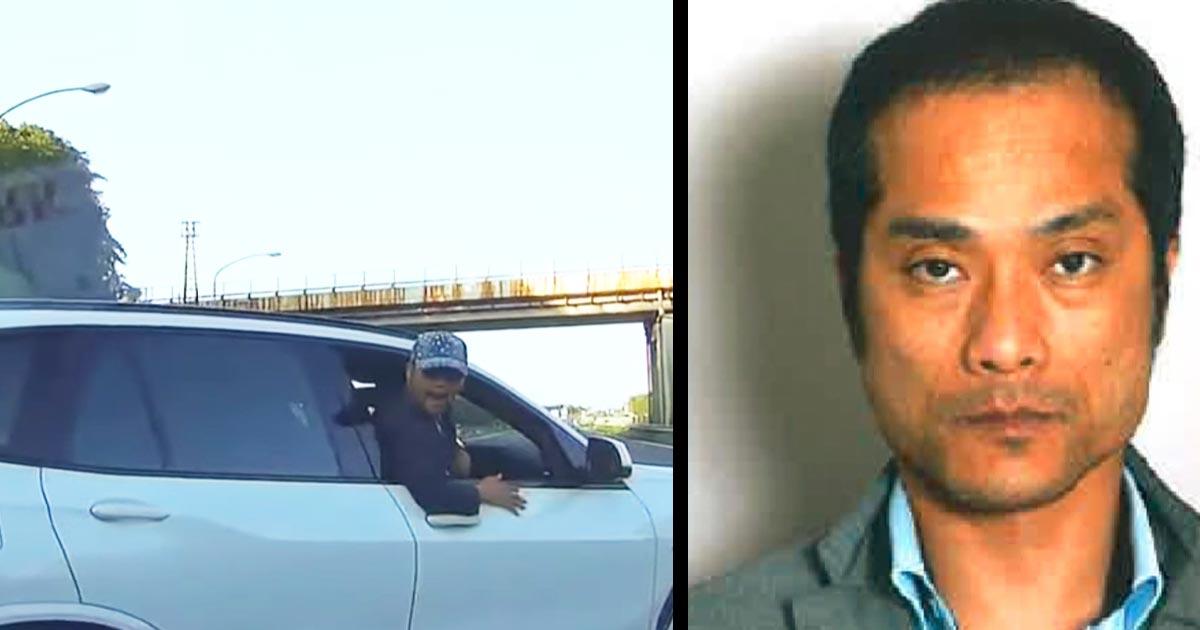 【速報】常磐道アオり運転で指名手配の宮崎文夫容疑者(43)が大阪で逮捕!