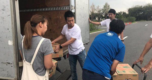 宮迫博之さんが千葉県でボランティアしていたと話題に。「静かにそっと、誰もいないところで黙々と作業していました」