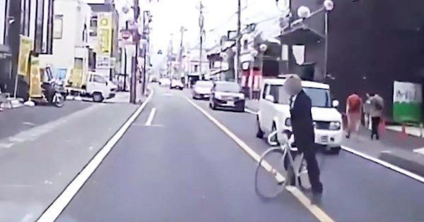 【埼玉】車の前にわざと飛び出し車を止めさせる男がついに逮捕!あまりに幼稚な犯行理由に呆れる!