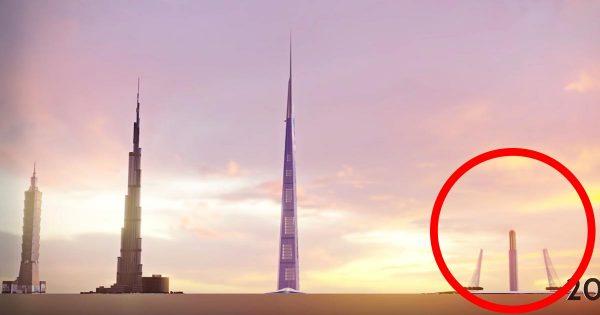 【鳥肌】1901年から2022年までの世界一高い建築物の変遷をたどった動画が凄い!2022完成予定のビルの高さに鳥肌!