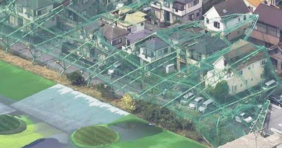 【神対応】「住民には涙する人も」未だ手付かずの台風15号で倒壊した千葉・市原のゴルフ場の鉄柱を、都内の業者が「無償で」撤去すると名乗り出て話題に!