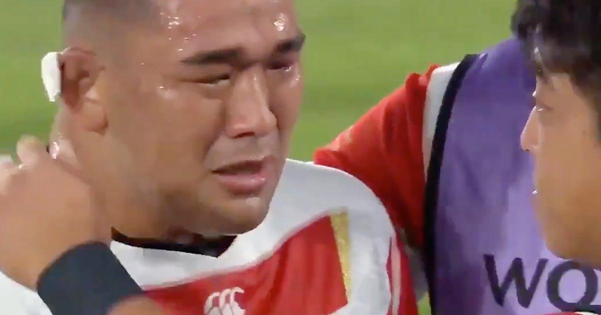 ラグビー日本代表・韓国出身の具智元選手の日韓関係への想いや、試合での美しい立ち振る舞いに感動したと話題に!
