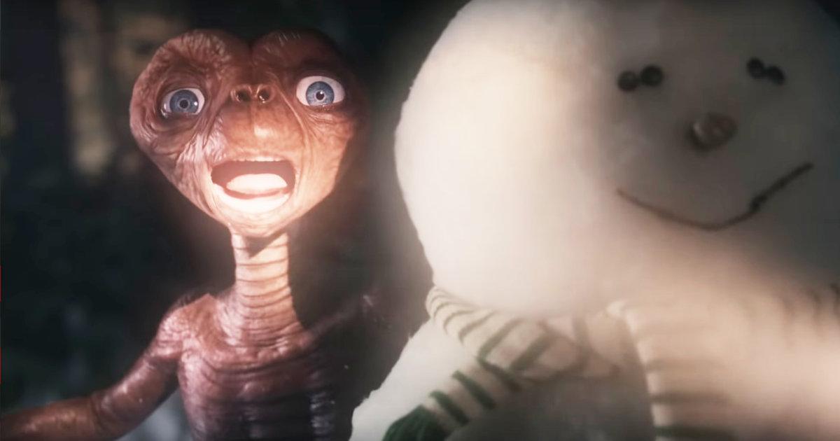 「E.T.」と大人になったエリオット少年が37年ぶりに再会!「続編」が公開され泣けると話題に!「E.T.」が自分の家族を紹介するシーンも!