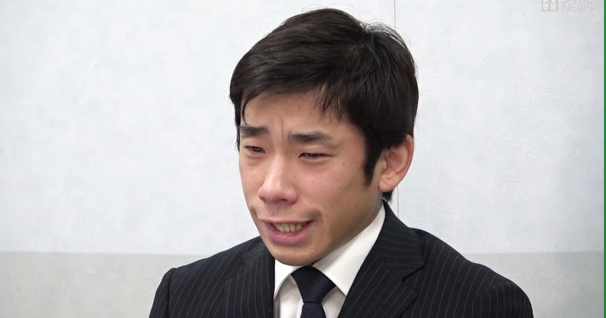 【動画】「その程度でモラハラ?」織田信成さんの記者会見での記者がひどすぎる質問をして物議!