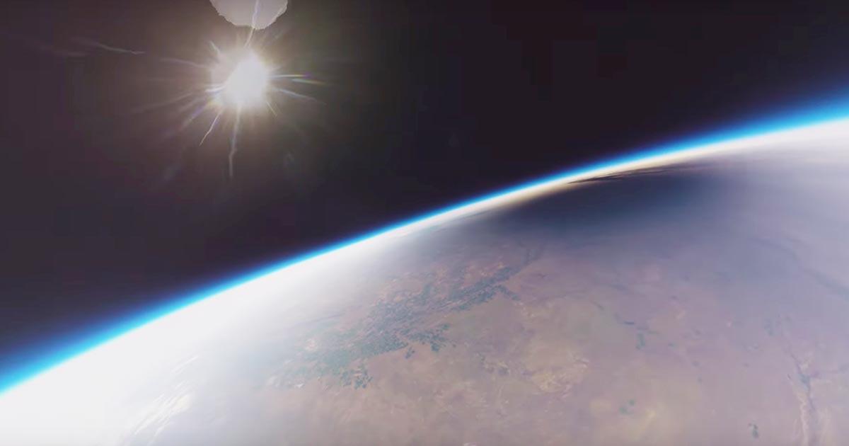 【神秘】まるでデススター!日食を宇宙から見た動画が神秘的すぎて鳥肌!