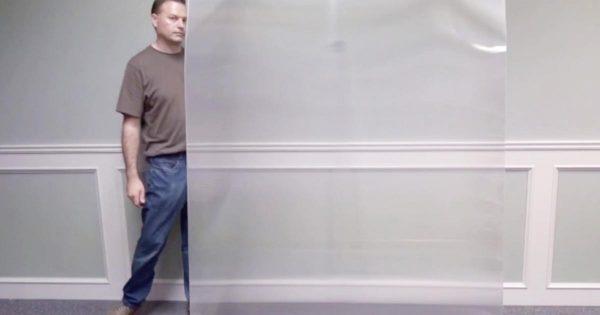 カナダの企業が、光の屈折で背後にあるものを透明にしてしまう「光学迷彩」を開発し話題に!