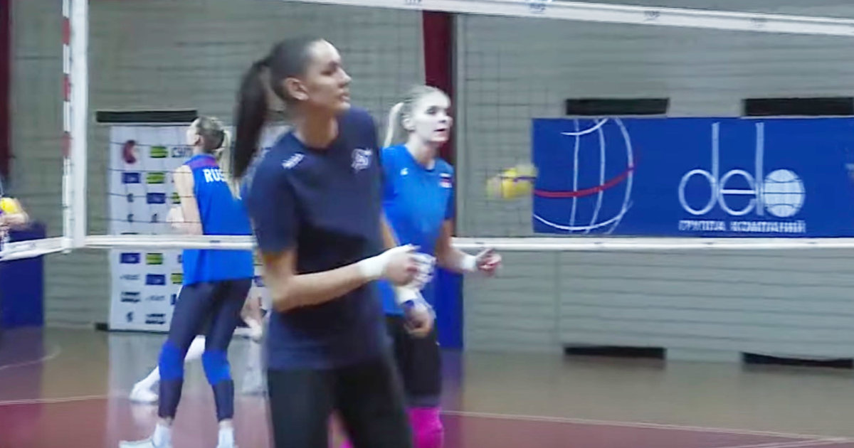 ロシアが東京オリンピック出場禁止に!選手たちは普段通り練習をこなす。