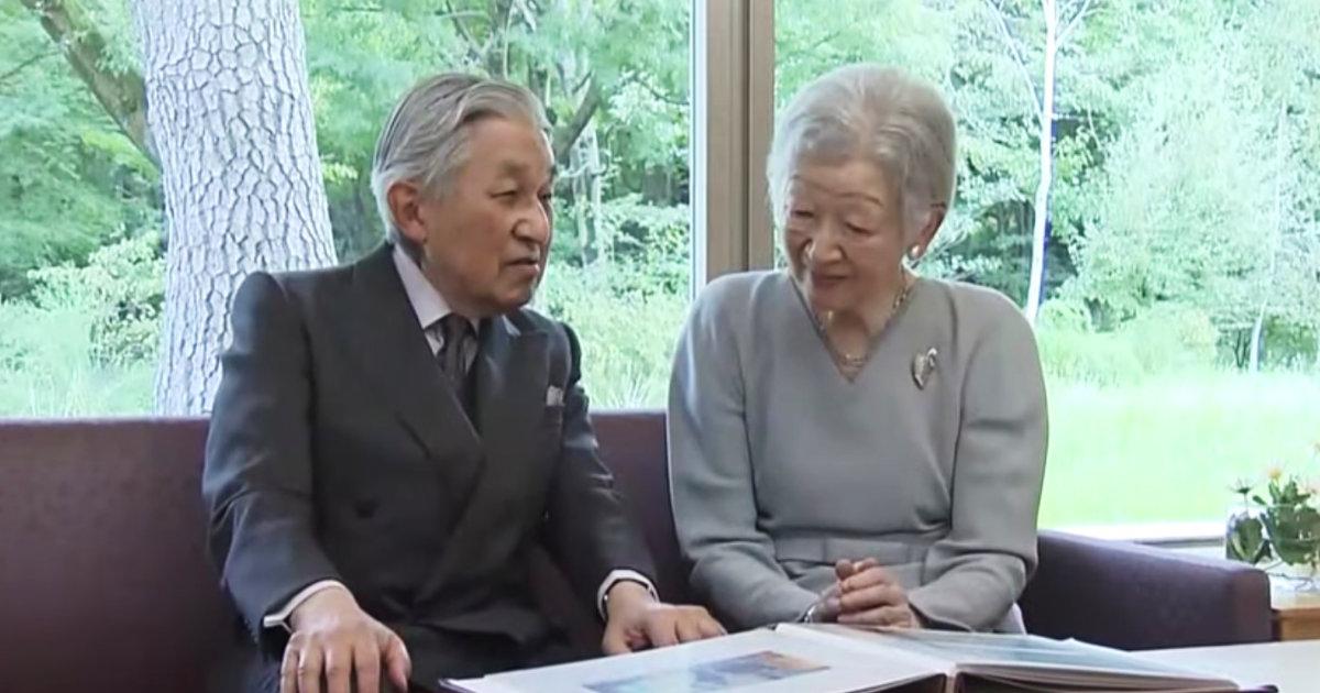 上皇后・美智子さま(85)が血液が混じる嘔吐。週刊誌報道が一因かとの報道