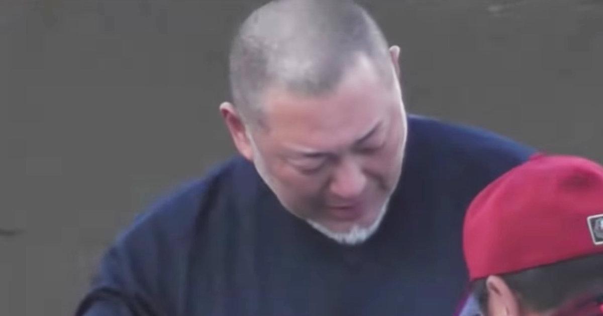 【動画】清原和博さん、2人の息子の「熱い」メッセージに涙!仲間が実現した更生を支援する野球教室でのまさかのサプライズ!