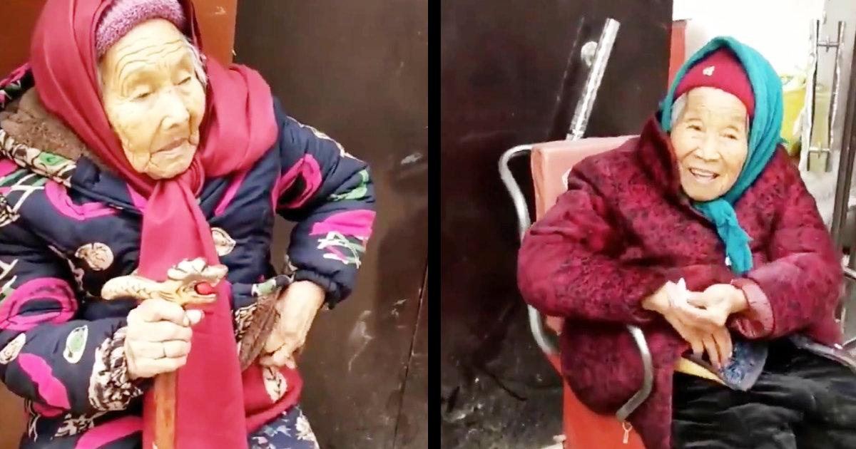 107歳のママが84歳の娘にしてあげた行動が話題に!「親にとって子供はいつまでも子供なんだ」