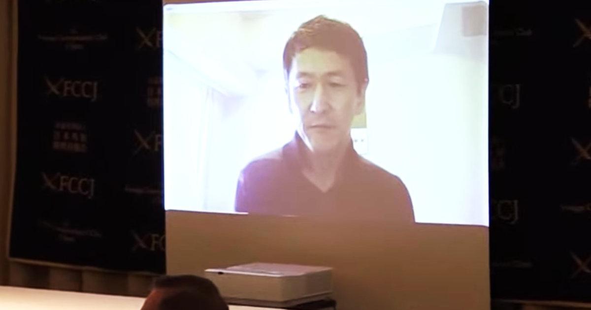 クルーズ船の杜撰な状況指摘の岩田教授、記者会見を行い動画削除の理由を語る!またすでに下船した人にも「やるべきこと」を示唆!