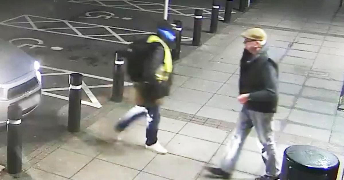 ATMで強盗に胸ぐらを掴まれた77歳のおじいさん。しかし思いもよらぬ行動で強盗を退散させ話題に!