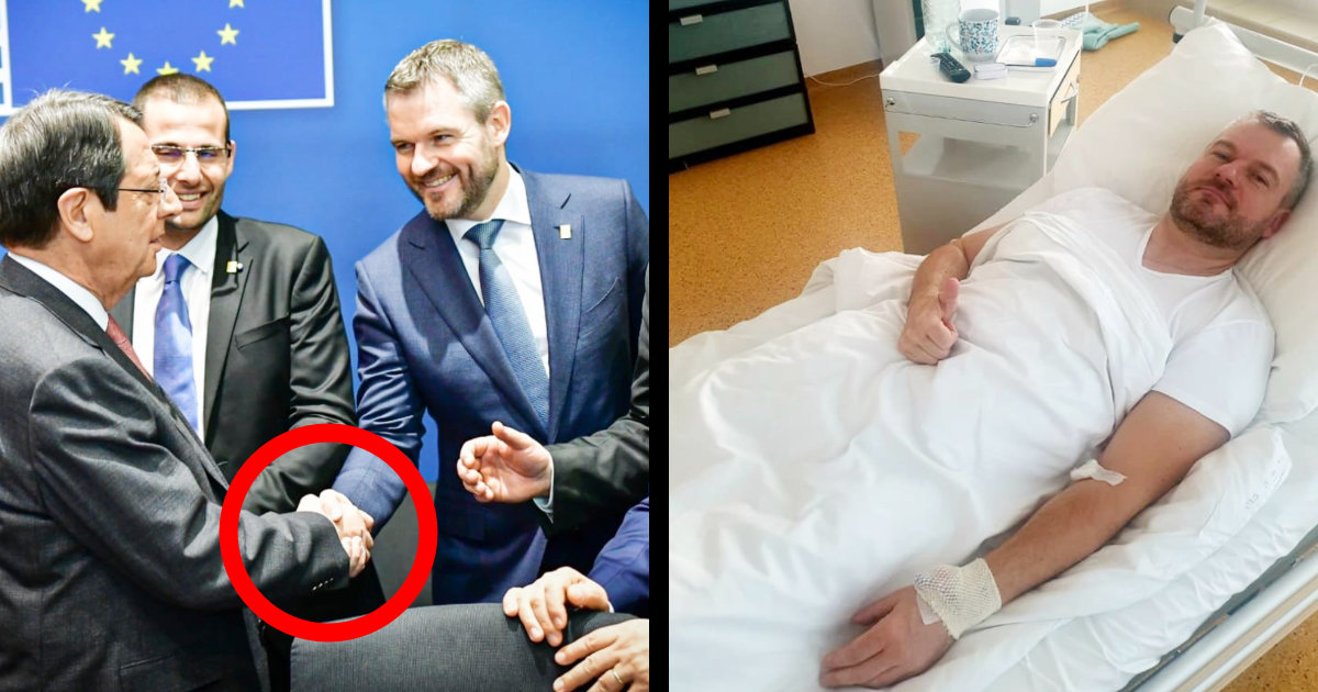 スロバキア首相が呼吸器感染症と高熱で入院!前日にはEU首脳会議に出席!