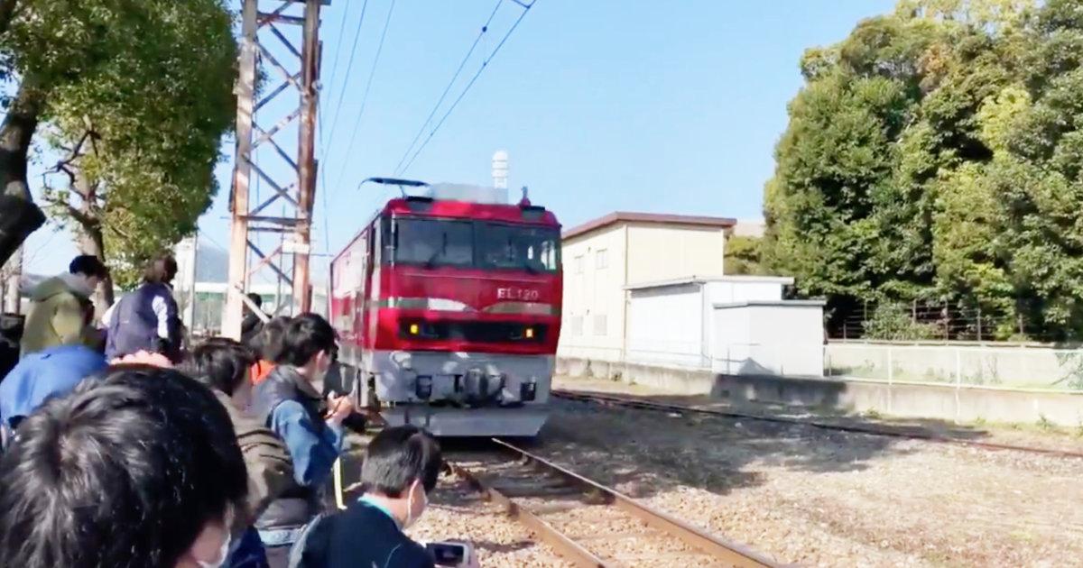 自分たちの思い通りにならない電車に罵声を浴びせまくる自己中すぎる鉄道オタクたちの動画が物議!